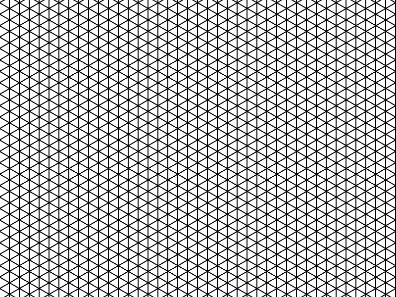Isometric Grid Lines Pattern Isometric Grid Line Patterns Pattern