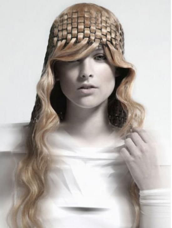 How To Make A Basket Weave Effect : Tony ricci s fierce hairstyles does for me what manolo