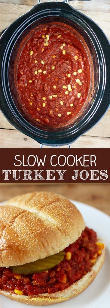 Here is an easy slow cooker meal that is perfect for busy weeknights. These Slow Cooker Turkey Sloppy Joes are packed with veggies and lean ground turkey. Since the turkey is cooked on the stove top, then added to the slow cooker, you can start these in the morning and cook them on low, …