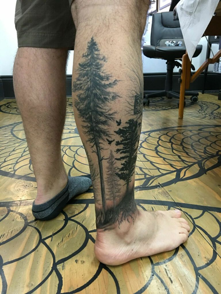 40 Charmant Tatouages Mollet Homme Tatouage Mollet Homme Tatouages Mollet Tatouage