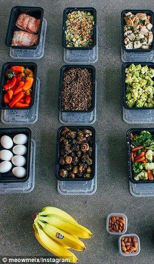 Meal prep queens of instagram cook a weeks worth of healthy food food forumfinder Images