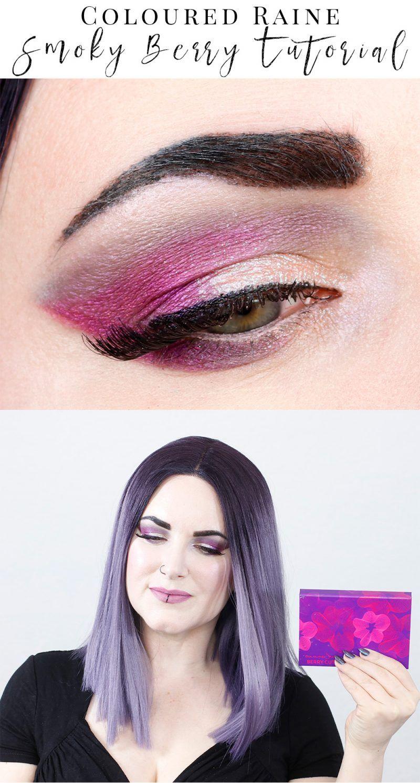 Coloured Raine Berry Cute Tutorial Indie makeup, Best