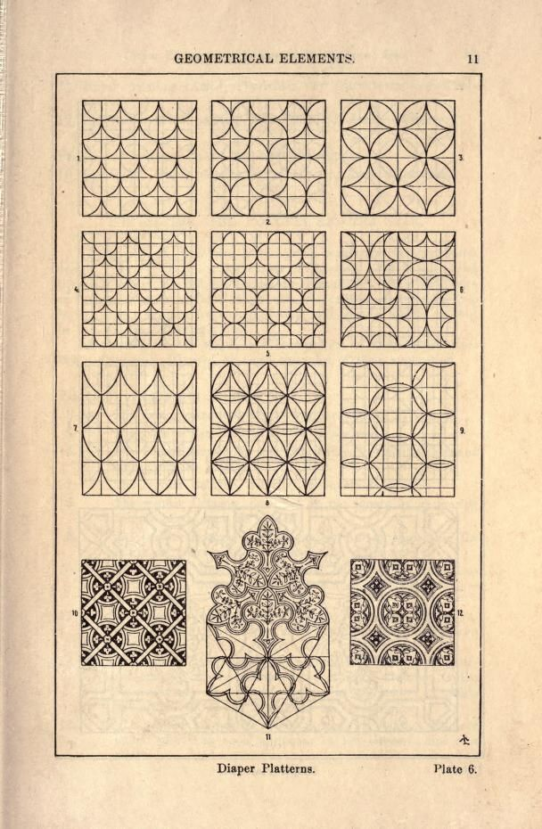 A handbook of ornament : Meyer, Franz Sales, 1849- : Free Download, Borrow, and Streaming : Internet Archive
