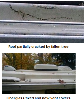 One Of Chinook S Claims To Fame Is That Its Body Is A Single Strong Fiberglass Tub Meaning No Leaks And Few Creaking Sounds Fan Vent Chinook Rv Vent Covers