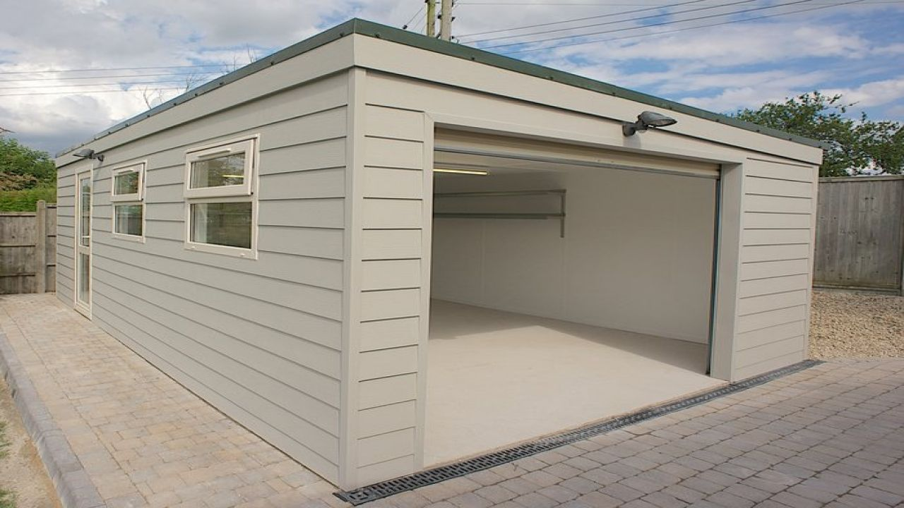 Garage Cabinet Designs Plans House Design And Decorating Ideas Diy Space Saving Home Prefab Carport Garage Building Plans Flat Roof Shed