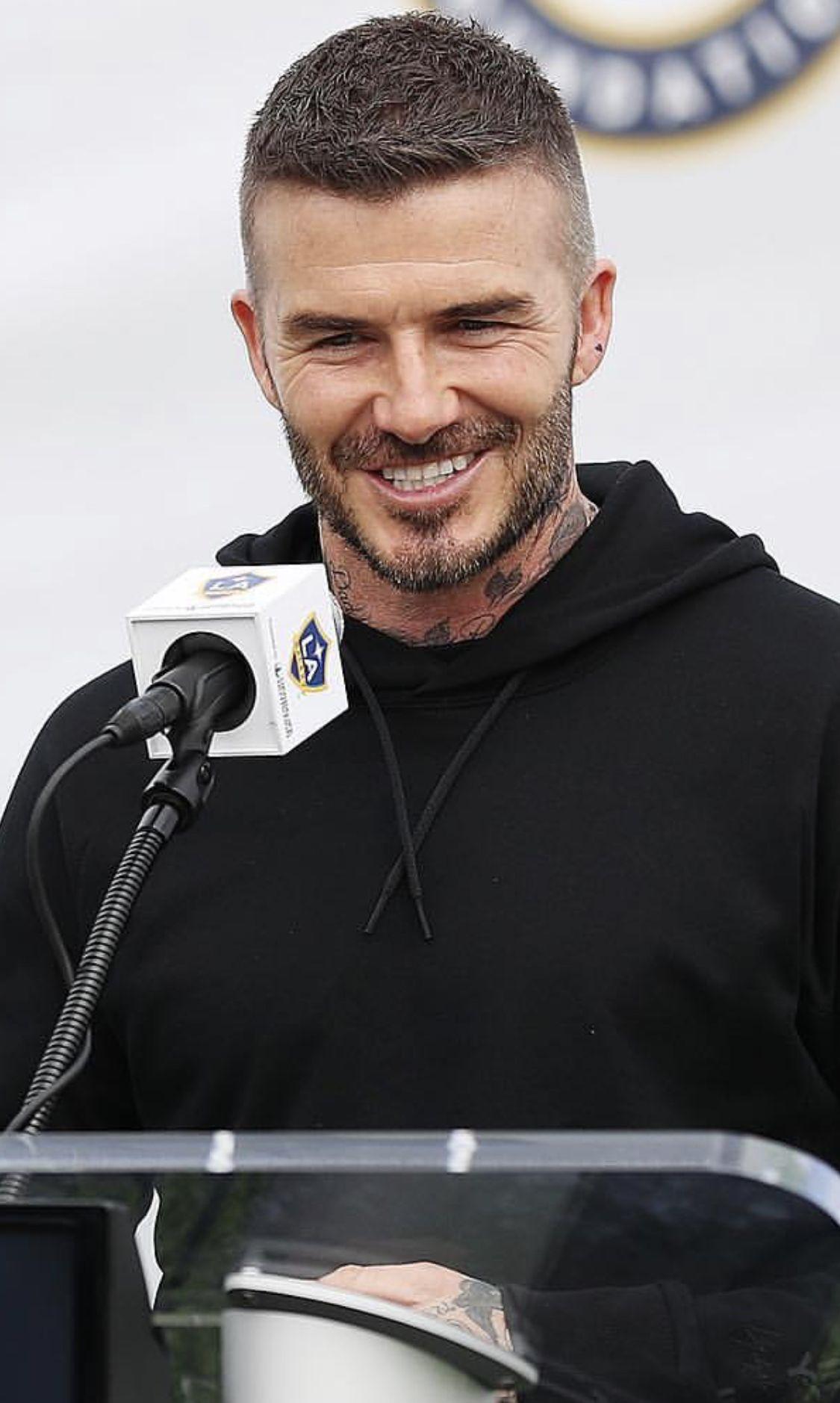 Pin by David Beckham on David Beckham  Mens hairstyles short