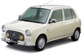 Daihatsu Mira Gina Vehicule