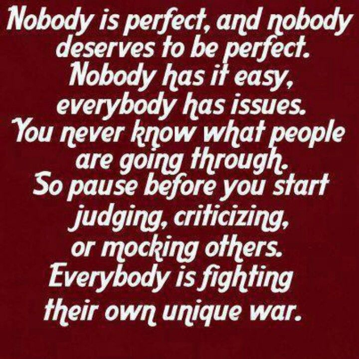 Look In The Mirror Are You Perfect Inside And Out No Then Stfu Motivational Picture Quotes Think Before You Speak Inspirational Quotes