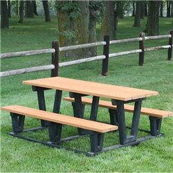 Recycled Outdoor Furniture For Schools