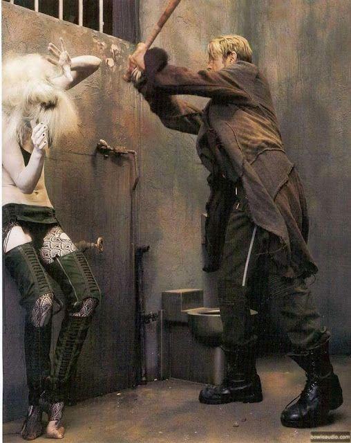 David Bowie - L'Uomo Vogue by Steven Klein, September 2003