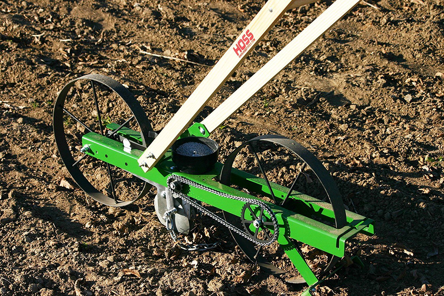 Hoss Tools Seeder for small urban farms | Urban Gardening Tools ...