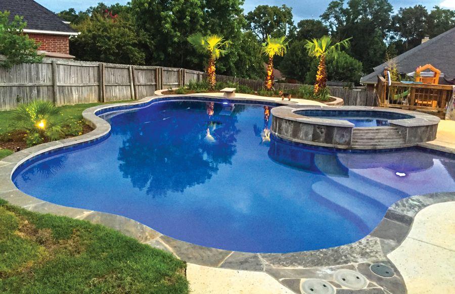 Freeform Inground Pools 560 Bhps Lap Pool Designs Pools
