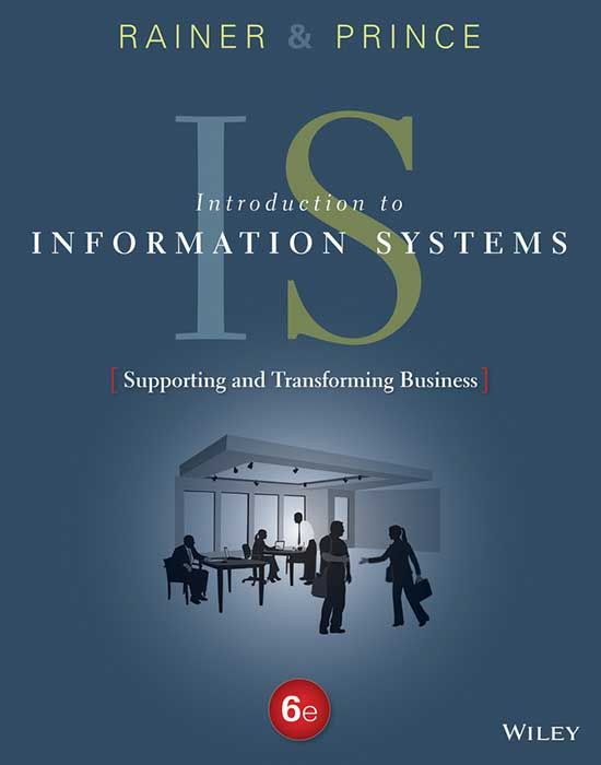 Introduction To Information Systems 6th Edition Online Web Design Web Design Websites Web Design Quotes