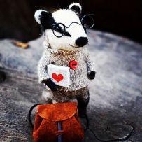 FeltingDreams, muñecos artesanales para personas y ocasiones especiales #unamamanovata #muñecos #regalos #niños #FeltingDreams ▲▲▲ www.unamamanovata.com ▲▲▲