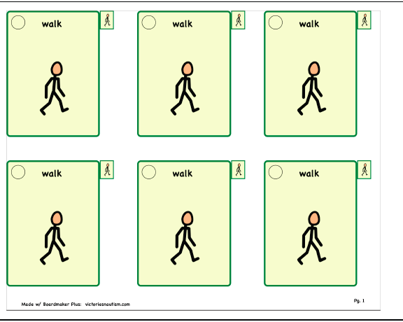 Instructions for Downloading & Making Ringed Cue Cards: 1 ...
