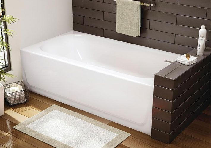 Bootz Mapleleaf 5-Foot Tub | Bathroom Reno ideas | Pinterest | Tubs ...