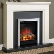 Items such as the Be Modern Ravensdale electric fireplace suite ...