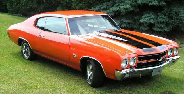 1970 Chevelle Photo Gallery