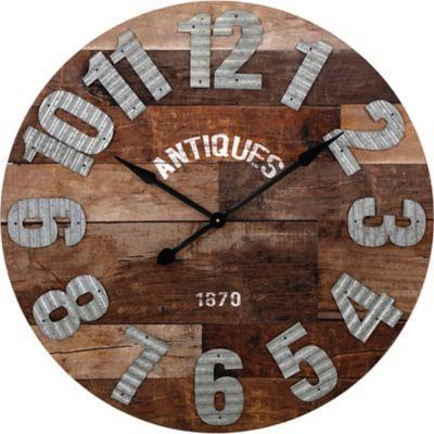 Antiques Wall Clock   Wall Decor   Pinterest   Antique wall clocks