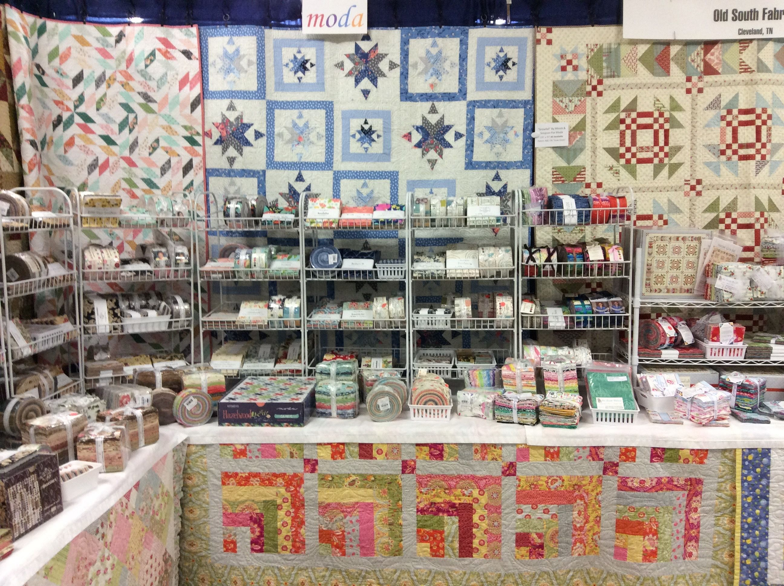 Old South Fabrics At Asheville Quilt Show Showmethemoda Old
