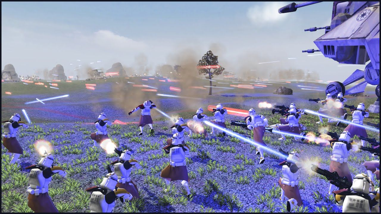 The Grand Army Of The Republic Star Wars Galaxy At War Mod