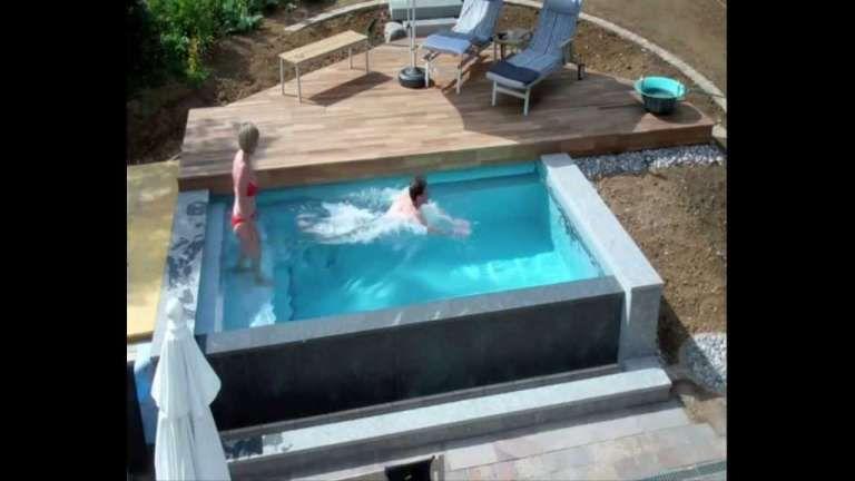 15+ Kleinen Pool Bauen #poolselberbauen