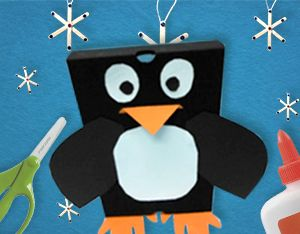 Winter is here! Teach your students about snow and penguins with these chilly and charming winter-themed crafts.