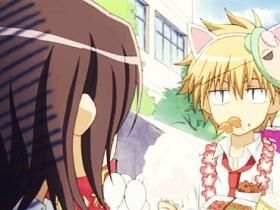 Anime Kaichou wa maid sama - Anime Girls Gif (144693)
