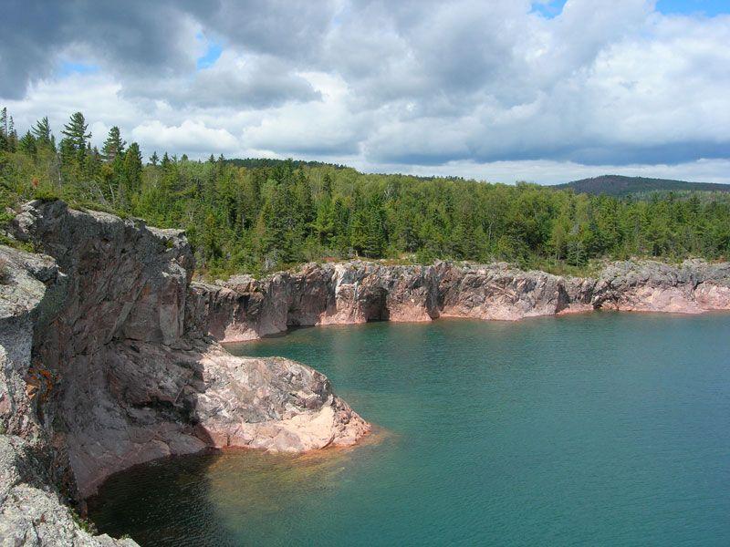 Tettegouche State Park, North Shore of Lake Superior