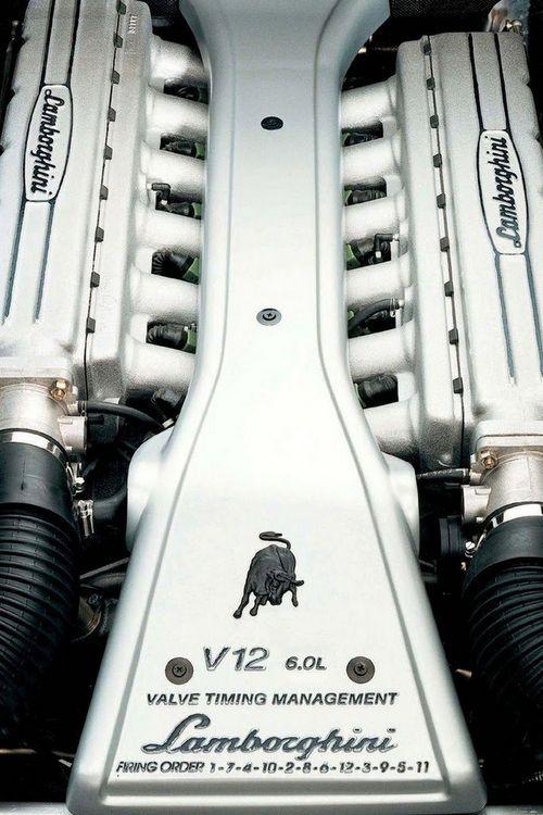 Fast Cars And Freedom Movement Lamborghini Engine Cars