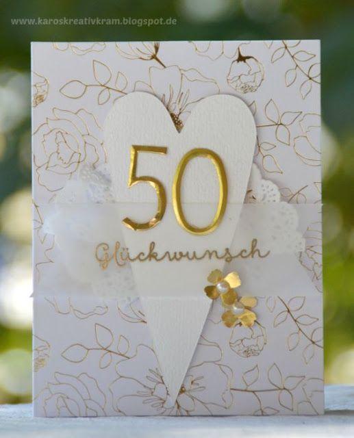 Goldene Hochzeit Goldene Hochzeit Einladung Goldene