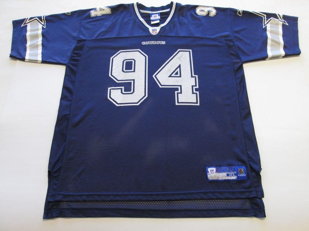 e3f72046c NFL Dallas Cowboys DeMarcus Ware  94 Jersey by Reebok