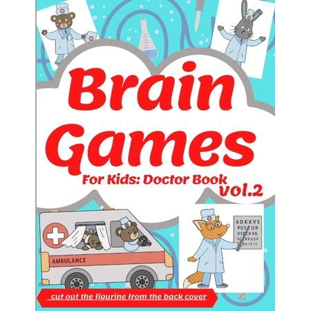 Brain Games for Kids by Q-Love Press Have you ever tried to get your kids to focus on some brain-stimulating exercises? How did that turn out? You probably had to talk a lot and find a way to keep them focused on the task. This is because kids have a limited attention span, especially with things they don't consider fun. The most effective way to get through to them is by adopting an entertaining approach, and that's the essence of Brain Games for Kids. With these games, your kids can finally pl