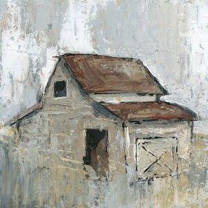 Muted Hues Barn Wall Art
