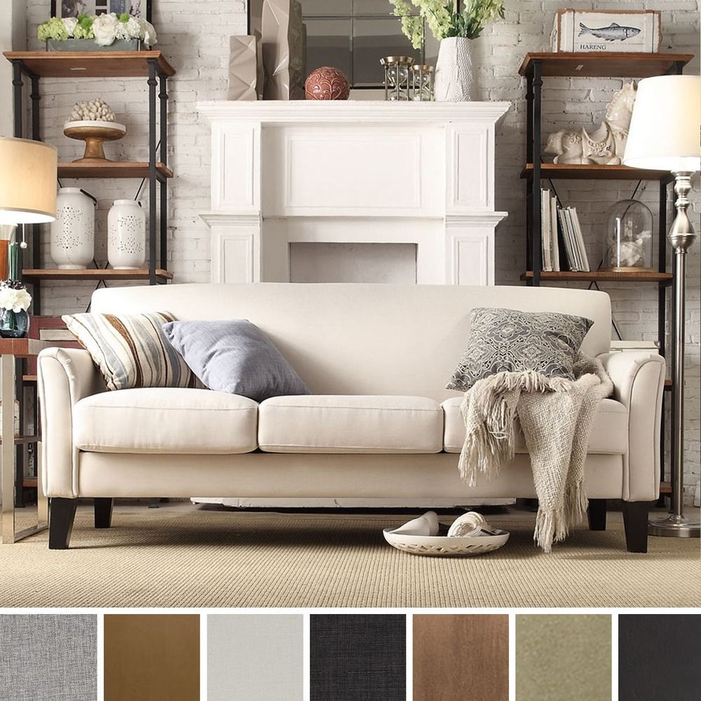 Uptown Modern Sofa by iNSPIRE Q Classic by iNSPIRE Q