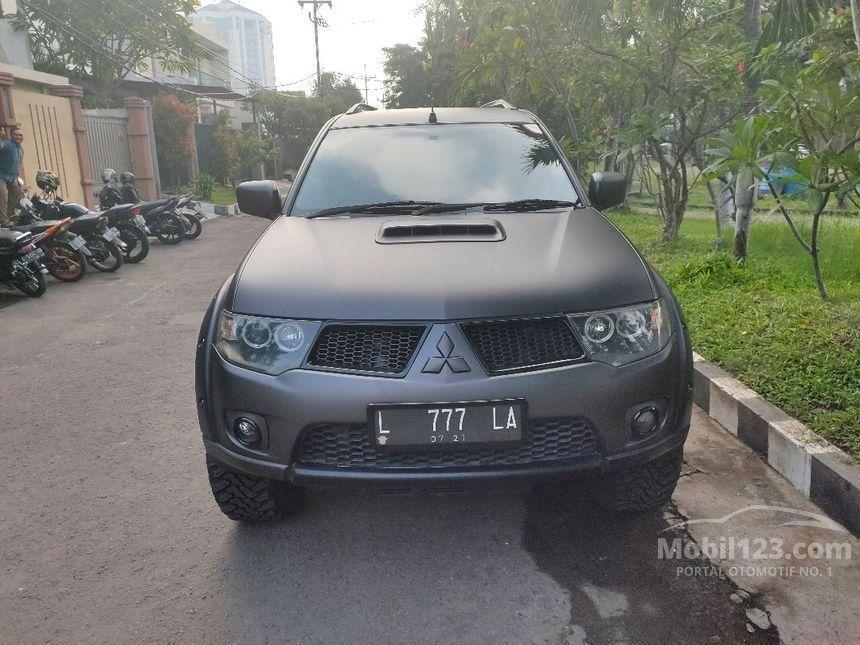 Harga Mitsubishi Pajero Sport Exceed 2011 Bekas