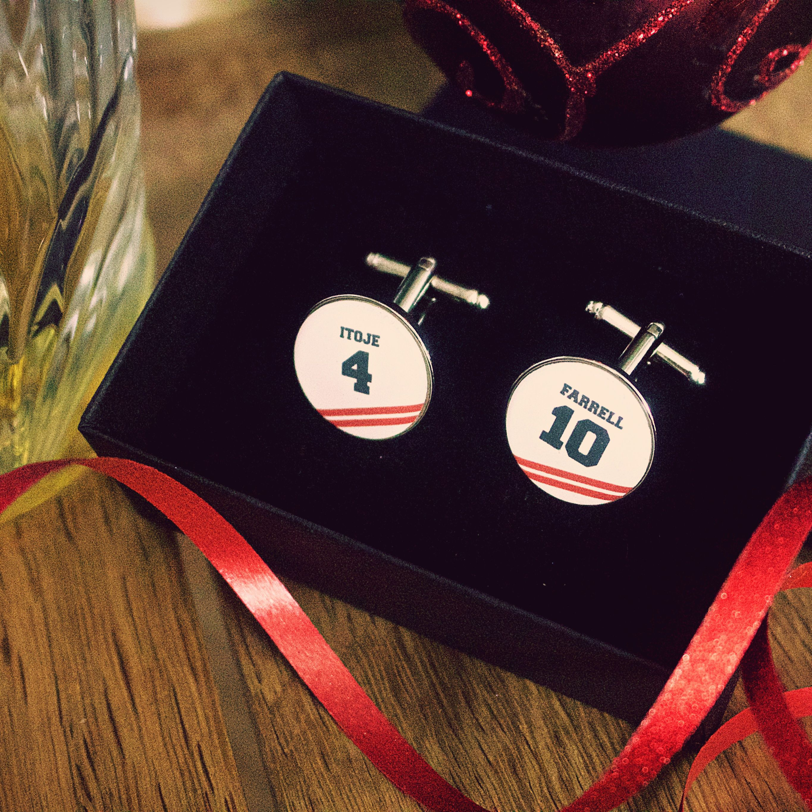 England Rugby Cufflinks Farrell Itoje Christmas Gift For Him Dad Husband Christmas Gift For Dad Rugby Gifts Unique Personalized Gift