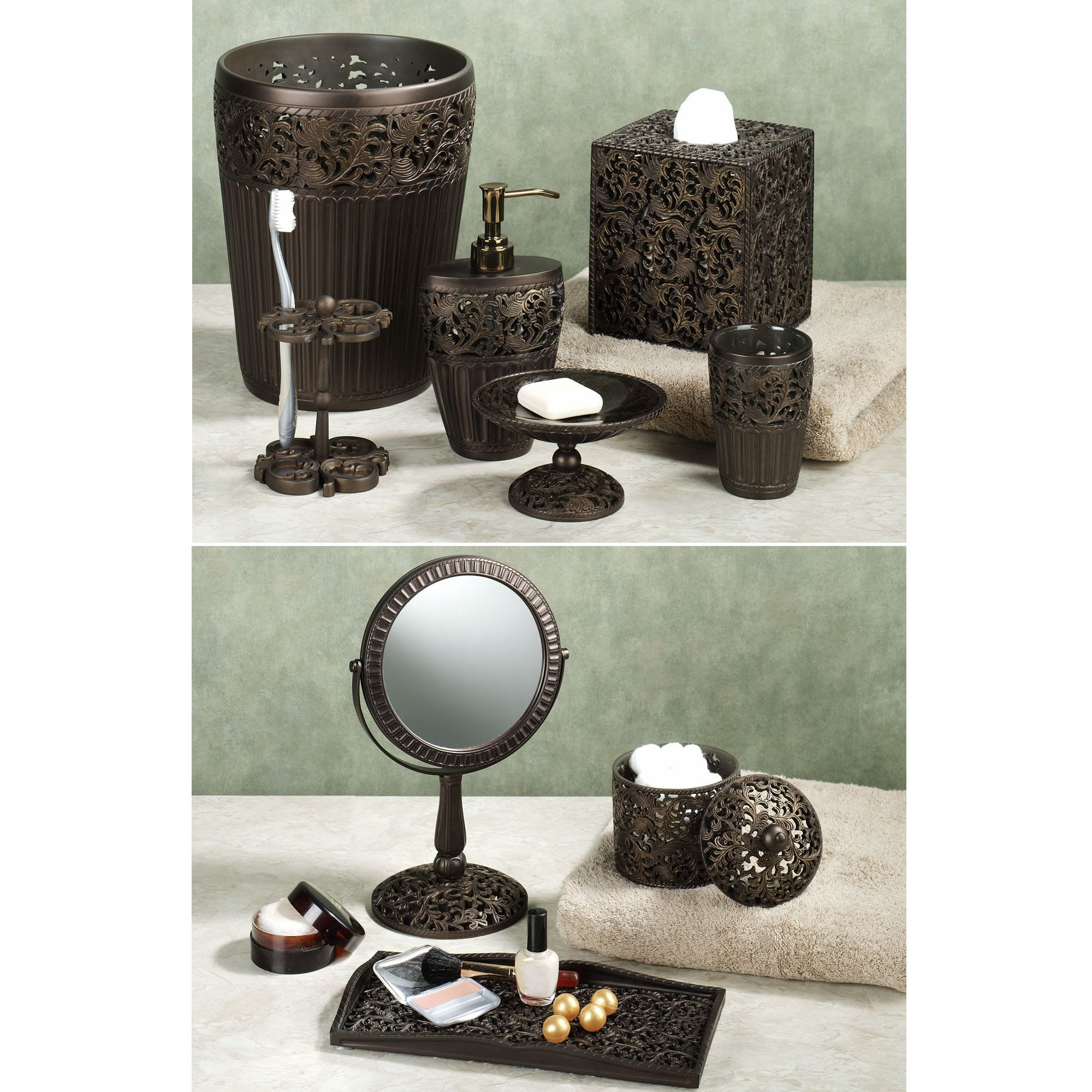 Marrakesh Bathroom Accessories Bath Accessories