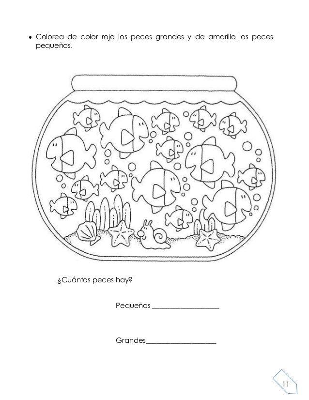 Libro de tareas para preescolar   HOJAS PRIMERO DE BASICA ...