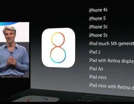 iOS 8 no será compatible con el iPhone 4