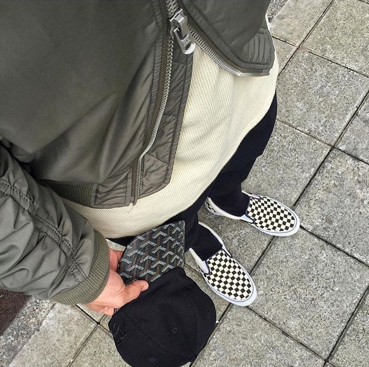 ways to wear vans checkerboard sneakers  vans