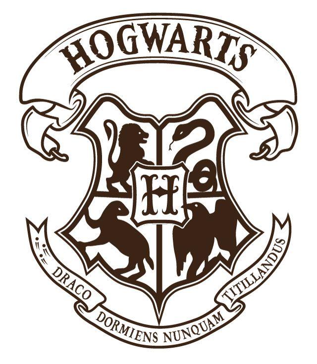 hogwarts letter logo by lavonda ebert mechanic shirts