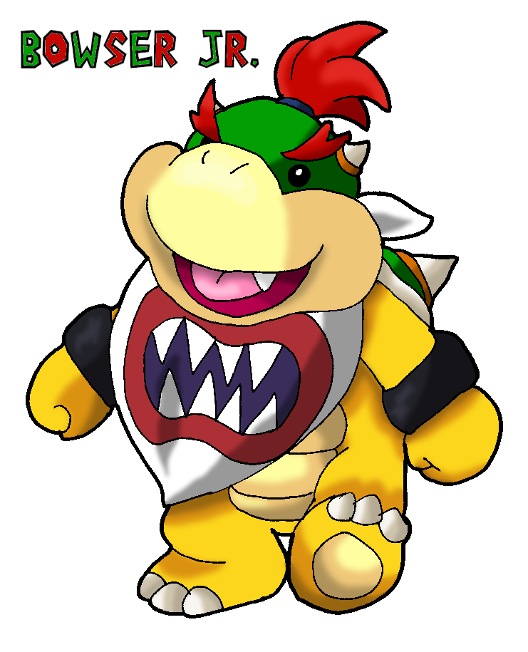 how to get bowser jr in mario party island tour