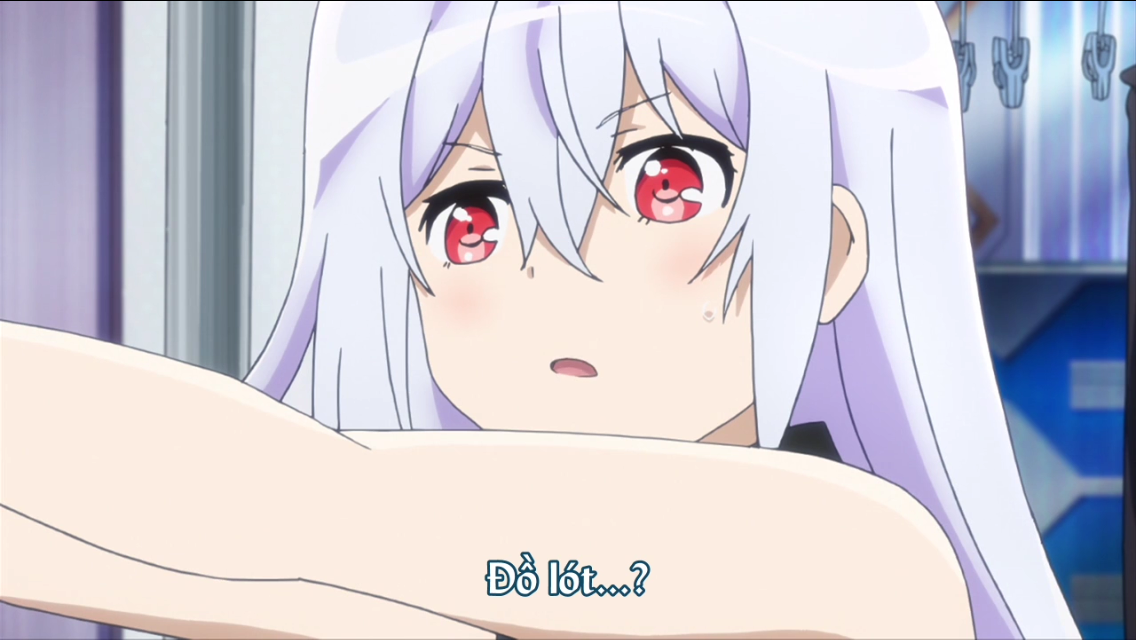 Islachan Plastic memories, Anime, Memories