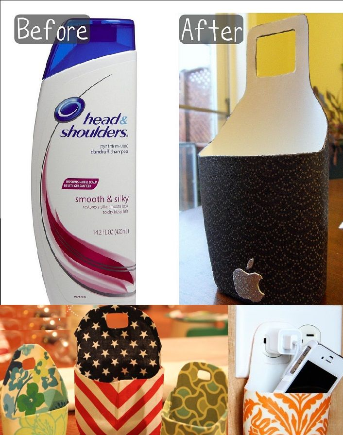 10 most excellent tricks to turn waste into useful items for Craft using waste bottles