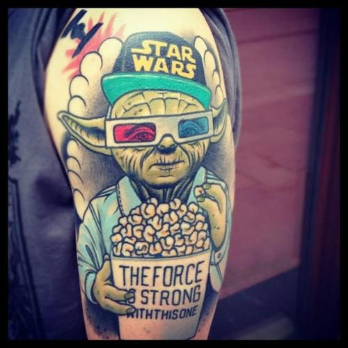 81601dfc4 Detailed #Detail #Star #Wars #StarWars #Yoda #3D #TheForce #Force ...