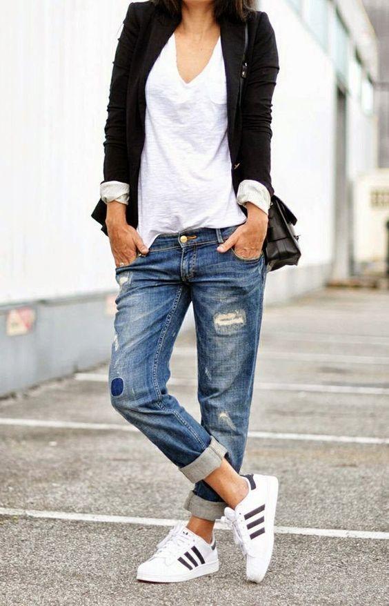 helle jeans schwarzes sakko super jeans in dieser saison. Black Bedroom Furniture Sets. Home Design Ideas