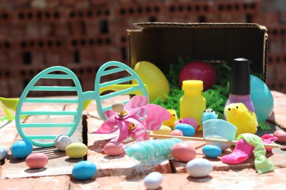 spring fever easter box by anniepoppinsshop on Etsy