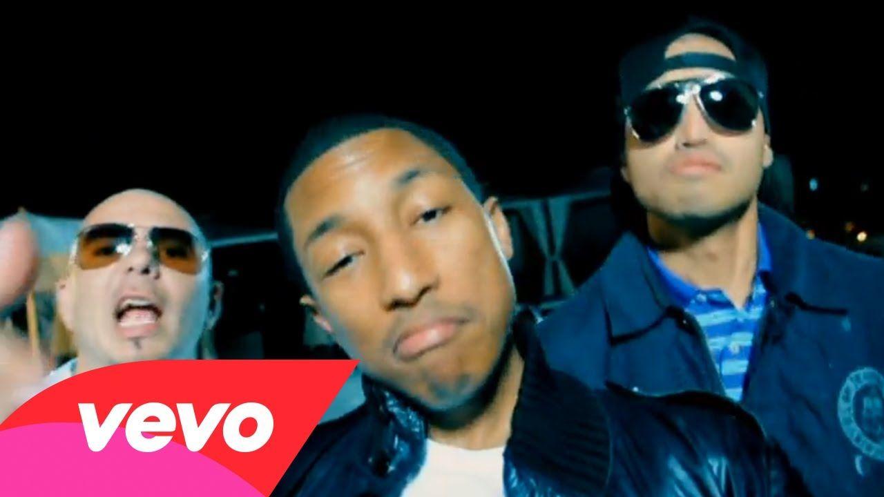 Pitbull - Blanco ft. Pharrell (+lista de reproducción)