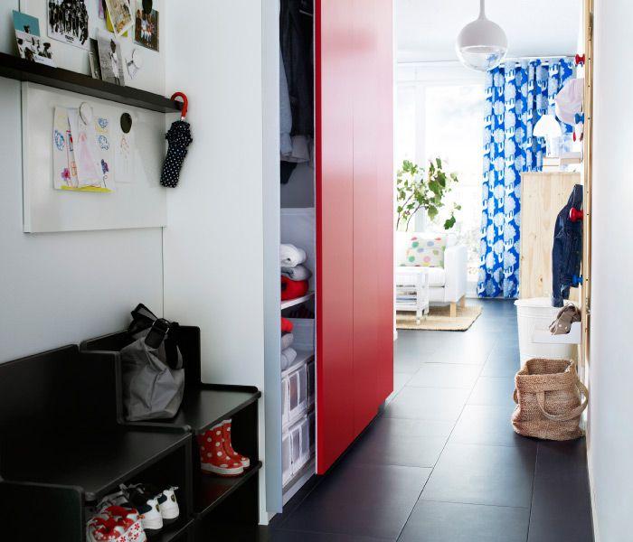 Armadio Guardaroba Ingresso Ikea.Mobili E Accessori Per L Arredamento Della Casa Guardaroba Pax